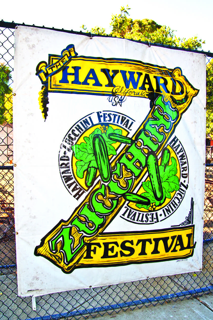 Zucchini Festival   City of Hayward - Official website